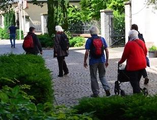 Rolli-to-go: Besuch der Flora und Botanischer Garten in Köln